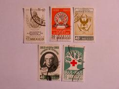 MEXIQUE  1963-64  LOT# 72 - Mexico