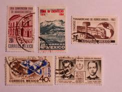 MEXIQUE  1963-65  LOT# 73 - Mexico
