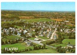 12 - Aveyron / En Survolant FLAVIN. - France