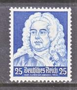 GERMANY  458    *    COMPOSER  HANDEL - Musique