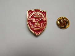 Beau Pin's , Pompiers SP De Buchy , Blason , Seine Maritime - Brandweerman