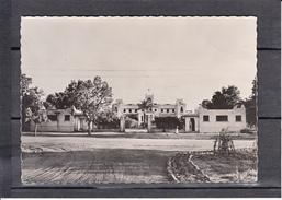 NIAMEY   Niger    CPSM    Le Palais Du Gouverneur   Le 14 Mars 1954 - Niger