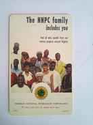 Nigeria Phonecard 80 Units NNPC (Nigeria National Petroleum) - Nigeria