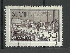 FINLAND FINNLAND Michel 259 O