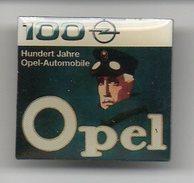 100 Jahre OPEL Automobile - Opel