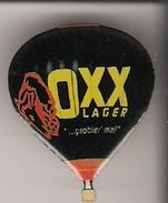 Ballon-Pin OXX-Lager (Bier) - Fesselballons