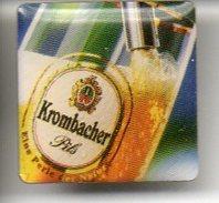 KROMBACHER Bier - Bierpins