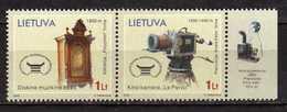 Lithuania 2006 Lithuanian Theatre, Music And Cinema Museum.MNH - Litauen