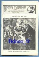No PAYPAL Vadunthum & Gérard Dôle (Jean RAY Art Nicollet Cover) HARRY DICKSON Guitare Qui Tue + Dessin Dédicace,Éo 1989 - Livres, BD, Revues