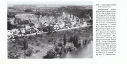 1956 - Iconographie - Rochecorbon (Indre-et-Loire) - Vue Aérienne - FRANCO DE PORT - Vieux Papiers
