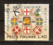 Italia   -   1966.  Stemmi Città Italiane. Coats Of Arms Of Italian Cities.
