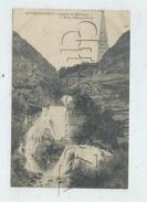 Bourg-d'Oisans (38) : Le Pylône électrique à La Cascade De Sarennes En 1910 PF. - Bourg-d'Oisans
