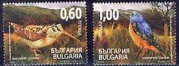 BULGARIA 2009 FAUNA Animals BIRDS - Fine Set MNH - Neufs