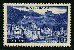 ANDORRE FRANCAIS - YT 150 ** - TIMBRE NEUF **