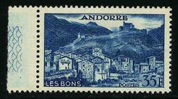 ANDORRE FRANCAIS - YT 150A ** - TIMBRE NEUF **