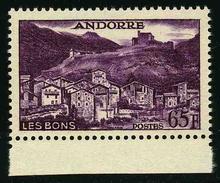 ANDORRE FRANCAIS - YT 152A ** - TIMBRE NEUF **