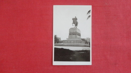 RPPC   Monument   To ID Ref 2578 - Postcards