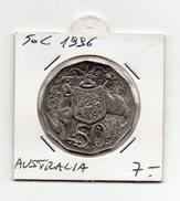 Australia - 1996 - 50 Centesimi - (FDC4615) - Australia