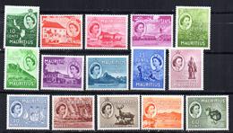 Serie Nº 241/55 Mauricio - Mauricio (...-1967)