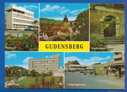 Deutschland; Gudensberg; Multibildkarte; Bild1 - Germania