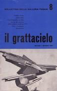 Bollettino Della Galleria Pagani 8. André Bloc - Il Grattacielo Milano - Maggio 1960 - Vieux Papiers