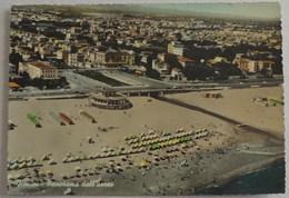 998 - Cartolina/Postcard Rimini La Grande Spiaggia Panorama Aereo - Rimini