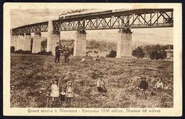 MORESNET - Grand Viaduc - Circulé - Circulated - Gelaufen - 1923. - Plombières