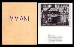 Casa D'Aste Pitti. Gruppo Finarte. Giuseppe Viviani Agnano - Dipinti, Incisioni, Puntesecche, Disegni. 1992 - Vecchi Documenti
