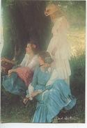David Hamilton - Ed Agep N°75 Cp Vierge (costumes) - Künstlerkarten