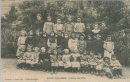 95 - Boissy-l'Aillerie - L'Ecole Des Filles (rare) - Boissy-l'Aillerie