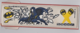 1 TOPPE STIRAMISU' GADGET VINTAGE BATMAN DC COMICS 1989- FUMETTI - Altri