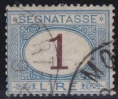 Ialy        .   Yvert     .       Taxe  12        .       O      .    Gebruikt     .     /    .     Cancelled - 1900-44 Victor Emmanuel III