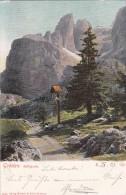 Gröden, Sellajoch * 2. IX. 1907 - Italie