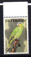Sello Nº A-94 Suriname - Birds