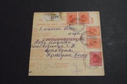 Pomocna Posta Vodjenica - 1919-1929 Königreich Der Serben, Kroaten & Slowenen