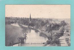 Old Postcard Of  Stratford-on-Avon,Warwickshire, England,Posted,Y18. - Stratford Upon Avon