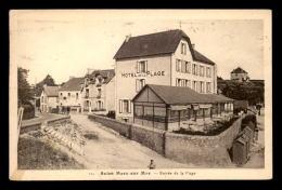 44 - ST-MARC-SUR-MER - ENTREE DE LA PLAGE - HOTEL DE LA PLAGE - France