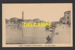DF / 30 GARD / LE GRAU DU ROI / LES DEUX RIVES / ANIMÉE - Le Grau-du-Roi