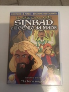 DVD - SIMBAD E IL GENIO DEL MALE - OTTIME CONDIZIONI - Cartoni Animati