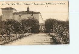 TALUYERS : Le Couvent, Ancien Château Des Seigneurs De Taluyers. 2 Scans. Edition Goutagny - Autres Communes