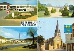 78-LE TREMBALY-SUR-MAULDRE - MULTIVUES - Frankreich