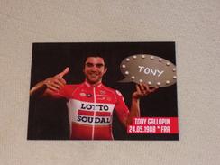 Tony Gallopin - Lotto Soudal - 2017 - Cycling