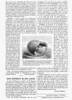 SILEX RENFERMANT DE L'EAU LIQUIDE   1885 - Unclassified