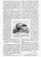 SILEX RENFERMANT DE L'EAU LIQUIDE   1885 - Minerales & Fósiles