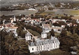 78-LE TREMBLAY-SUR-MAULDRE- LE CHATEAU ET VUE GENERALE AERIENNE - Frankreich