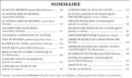 CARNET SABRETACHE N°181 FORTIFICATION GENERAL SERE DE RIVIERES FORT GENIE - Livres