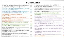 CARNET SABRETACHE N°182 LA GRANDE ARMEE ASPECTS MECONNUS - Books