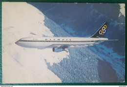 AIRBUS A300 - OLYMPIC AIRWAYS - 1946-....: Era Moderna