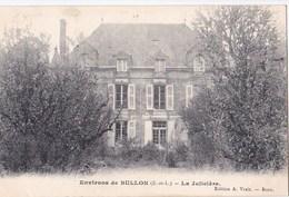 28 Vers BULLON  Jolie Vue Sur La JULICIERE  Belle Propriété Dans La Verdure - France