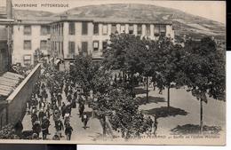 CLERMONT - FERRAND -  Sortie De L'Usine Michelin - Clermont Ferrand